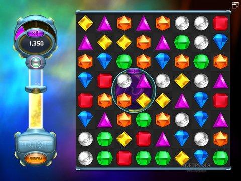 Bejeweled gratis on line