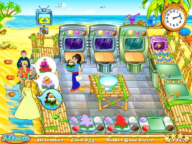 App Shopper: Cake Mania Celebrity Chef (Games)