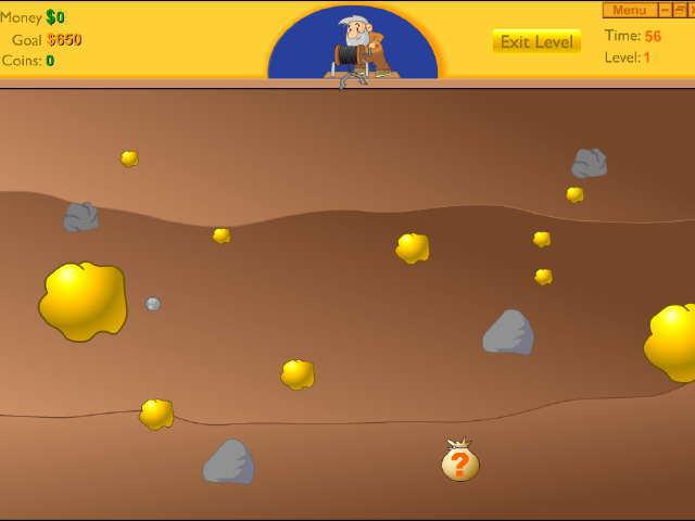 kostenlos gold miner spielen