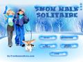 Free download SNOW WALK SOLITAIRE screenshot 1