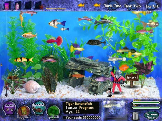 Free download fish tycoon screenshot 3