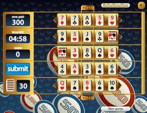 Jouer au poker gratuitement pas en ligne