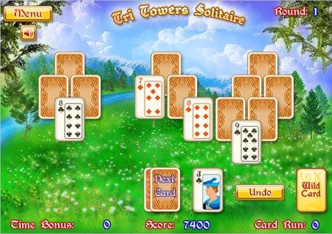 t l charger gratuitement le jeu tri towers solitaire jouer maintenant en ligne au jeu gratuit. Black Bedroom Furniture Sets. Home Design Ideas