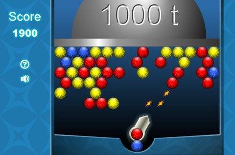 Free online game bouncing balls