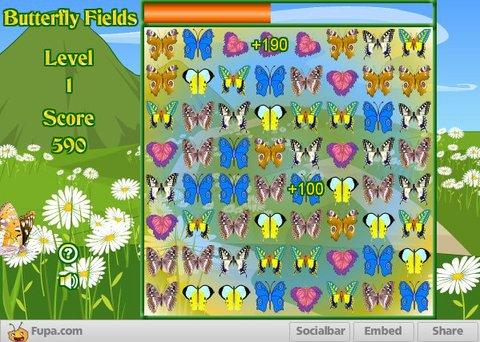 spiele butterfly