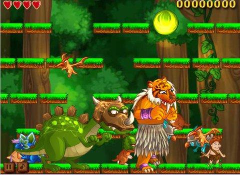 play caveman online