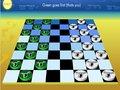 Free download Checkers Board Game screenshot 1
