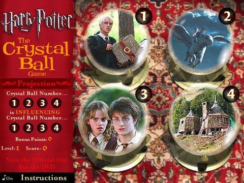 crystal ball games