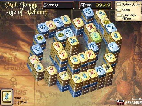 play free online mahjong alchemy