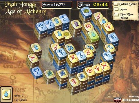 mahjong alchemy games free online