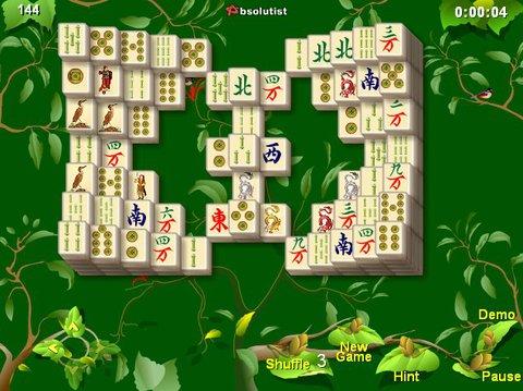 aarp free games mahjong garden birds