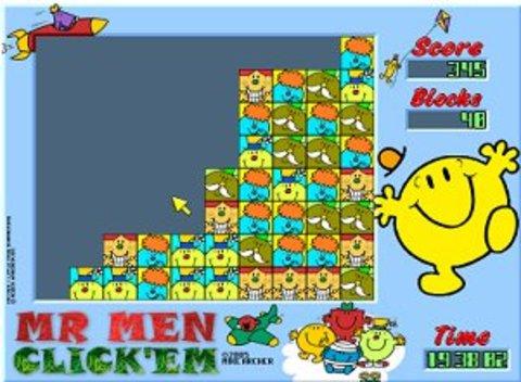 Mr Men Games 79