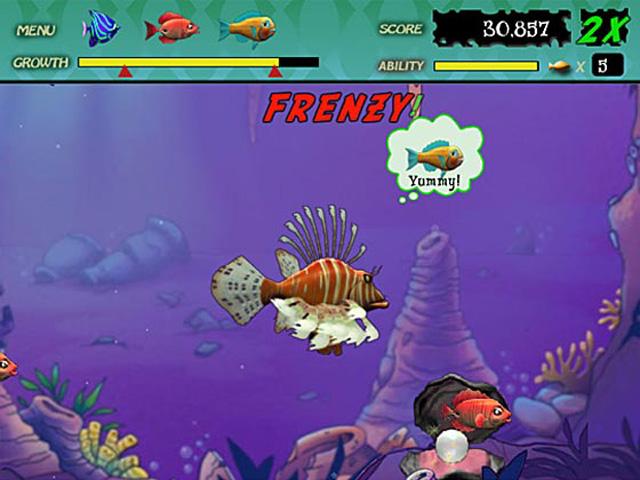 скачать игру рыбка обжора полная версия - фото 4